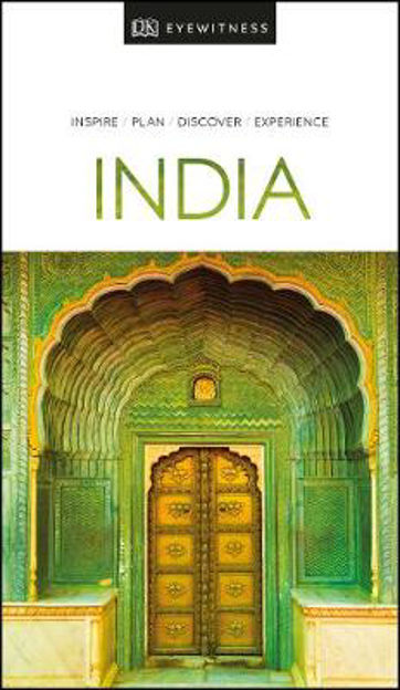 Picture of DK Eyewitness Travel Guide India
