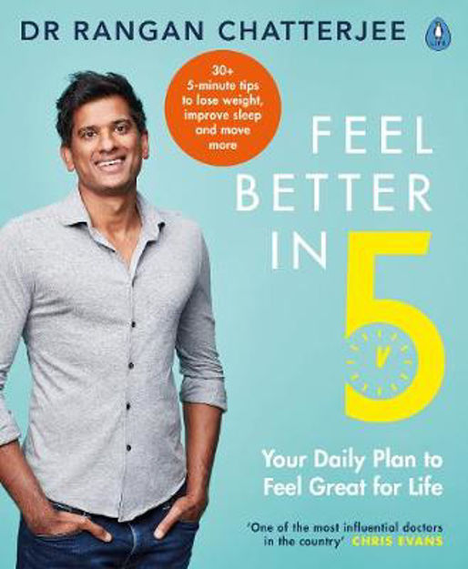 Picture of Feel Better In 5: Your Daily Plan to Supercharge Your Health