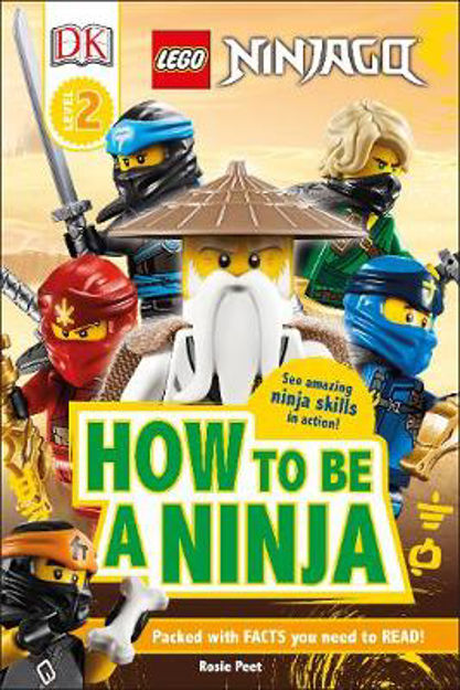 Picture of how to be a ninja Lego Ninjago