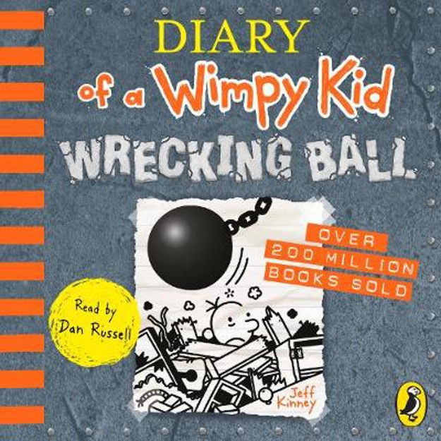 Picture of Wrecking Ball 14 Wimpy Kid
