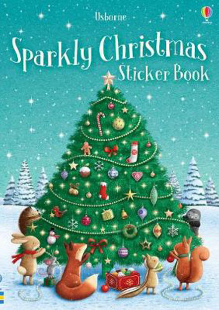 Picture of Little Sparkly Christmas Sticker Book