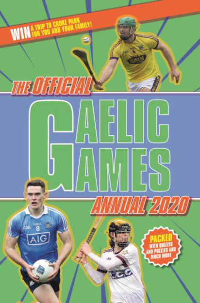 Picture of The Official Gaelic Games Annual 2020