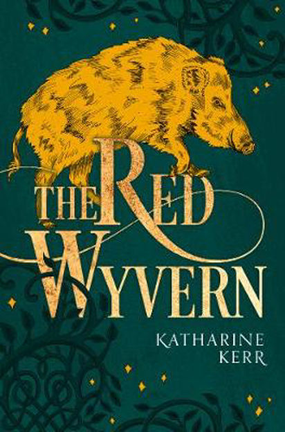 Picture of The Red Wyvern (The Dragon Mage, Book 1)
