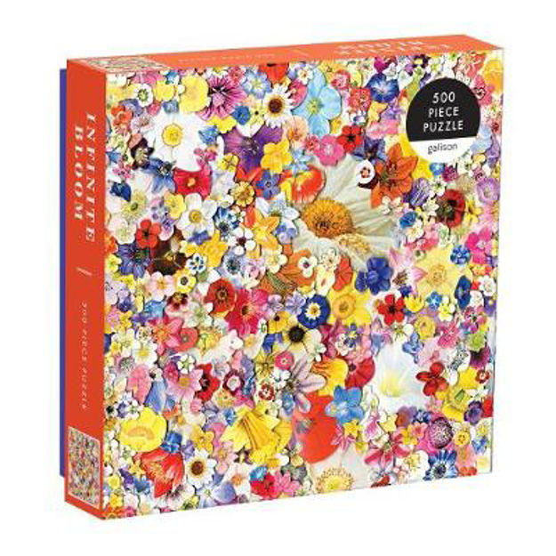 Picture of Infinite Bloom 500 Piece Jigsaw