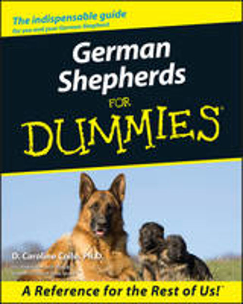 Picture of German Shepherds For Dummies