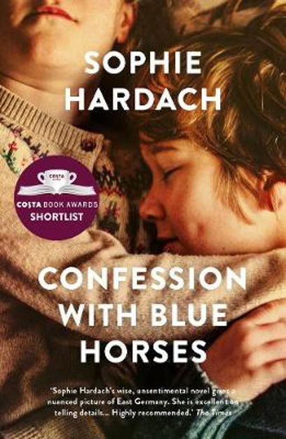 Picture of Confession with Blue Horses