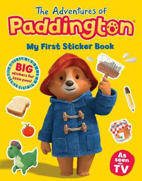 Picture of Adventures of Paddington: My First Sticker Book