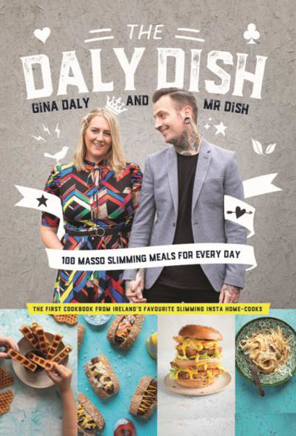Picture of The Daly Dish - 100 Masso Slimming Meals for Every Day