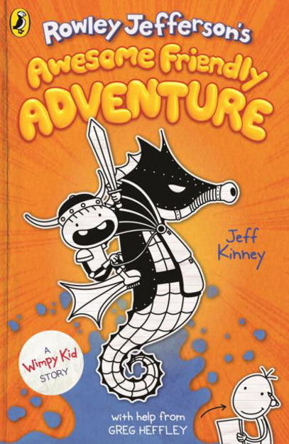 Picture of Rowley Jefferson's Awesome Friendly Adventure