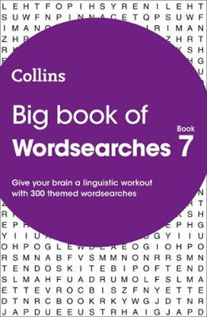 Picture of Big Book of Wordsearches book 7: 300 themed wordsearches