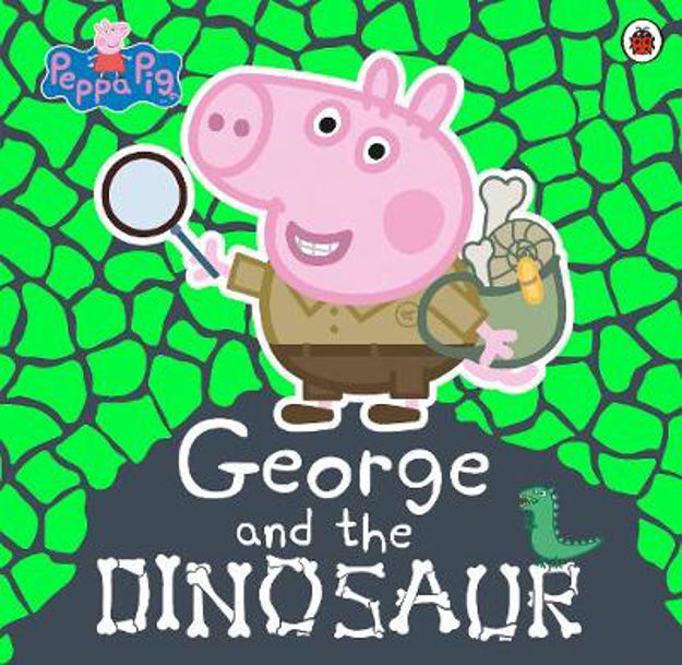 Picture of George and the Dinosaur