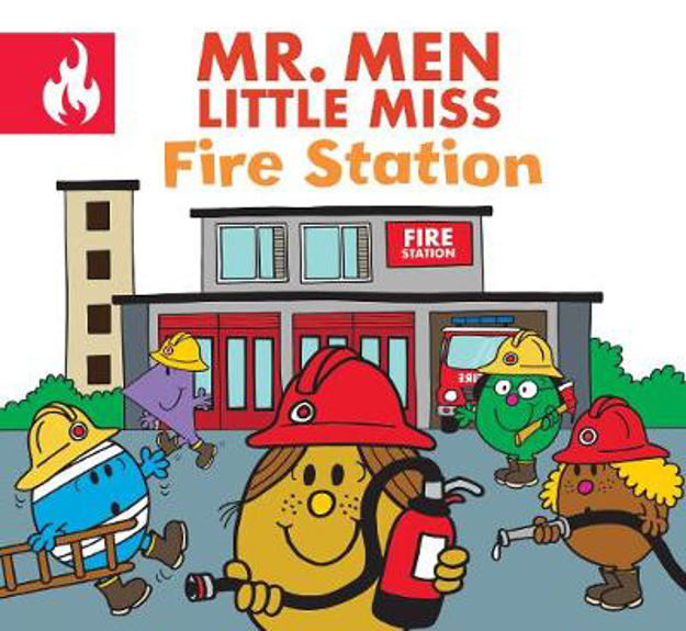 Picture of Mr. Men Little Miss Fire Station