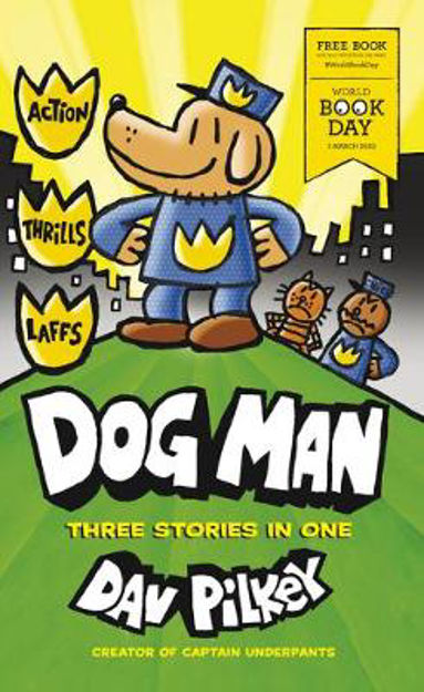 Picture of Dog Man: World Book Day 2020