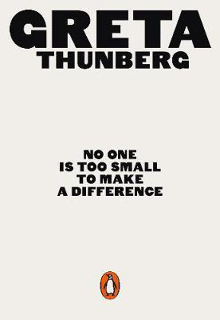 Picture of No One Is Too Small to Make a Difference