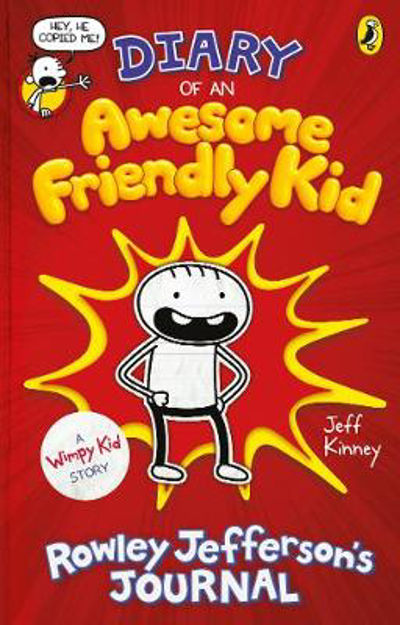Picture of Diary of an Awesome Friendly Kid