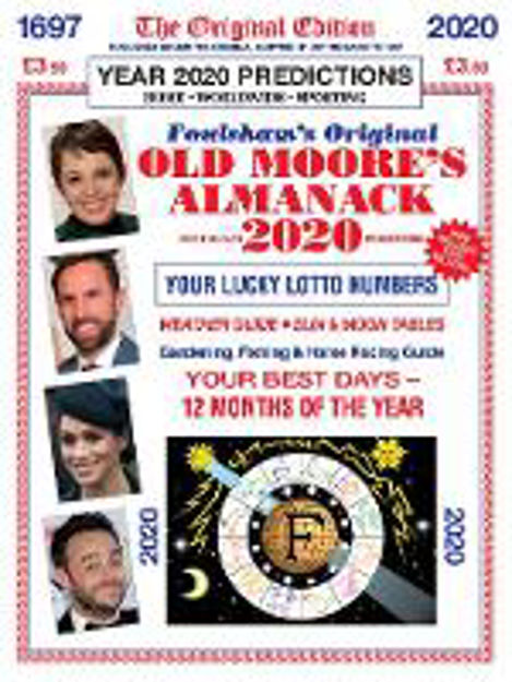 Picture of Old Moore's Almanack 2020