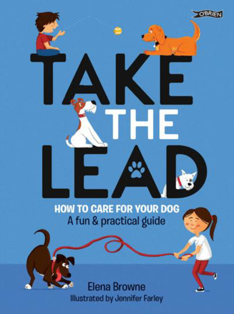 Picture of Take the Lead - How to Care for your Dog, a Fun and Practical Guide