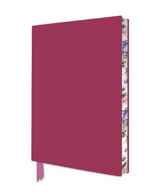 Picture of Pink Artisan Notebook (Flame Tree Journals)