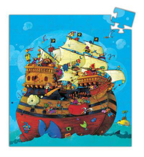 Picture of Barbarossa's Boat 54-piece Jigsaw