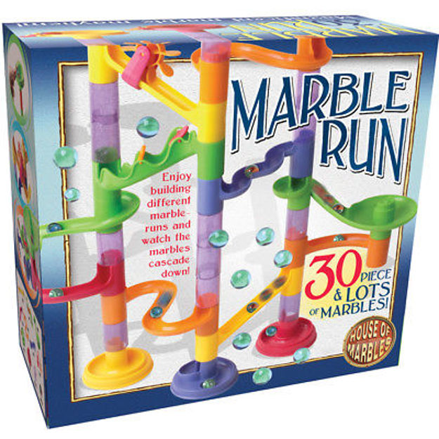 Picture of Marble Run - 30-Piece