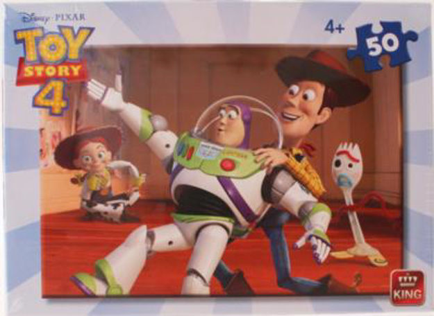 Picture of Toy Story 4 - 50-piece jigsaw