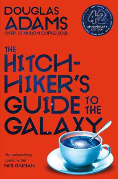 Picture of Hitchhiker's Guide to the Galaxy