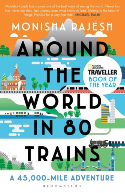 Picture of Around the World in 80 Trains