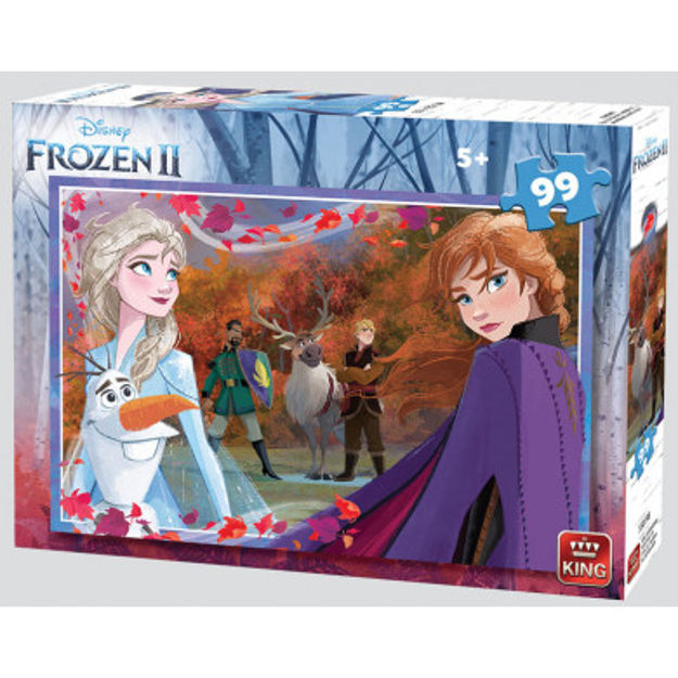Picture of Frozen 2 - 99 piece Jigsaw