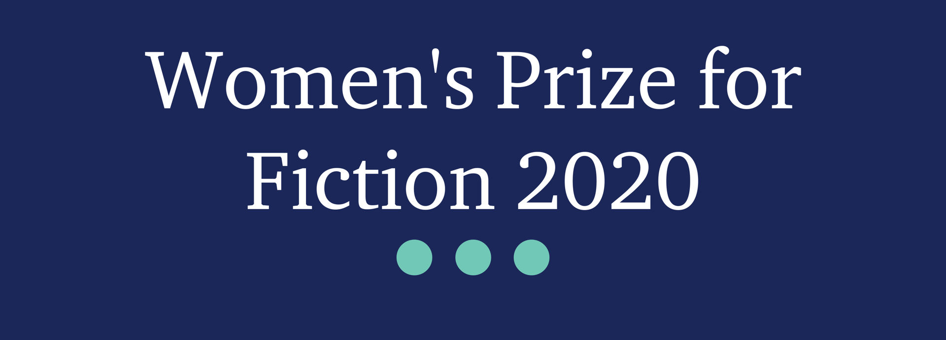 Picture for category Women's Prize for Fiction