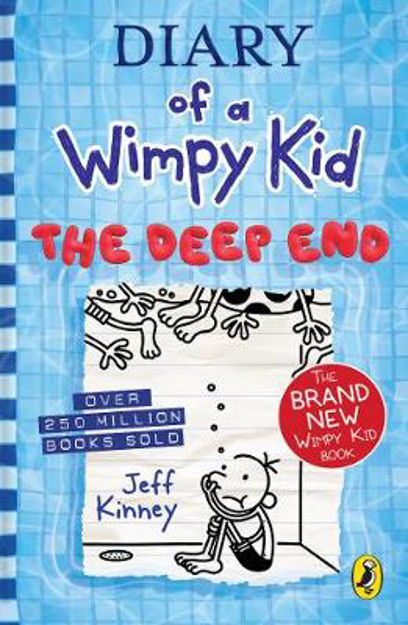 Picture of The Deep End: Diary of a Wimpy Kid Book 15