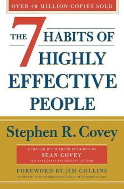 Picture of The 7 Habits Of Highly Effective People: Revised and Updated: 30th Anniversary Edition