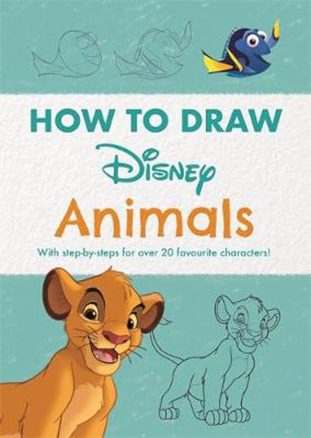 Picture of Disney How to Draw Animals