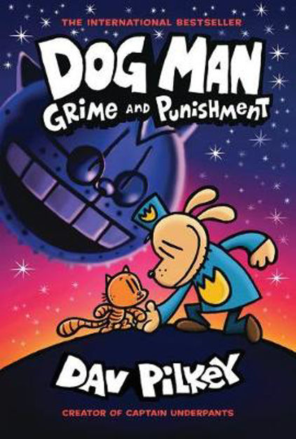 Picture of Dog Man 9: Grime and Punishment