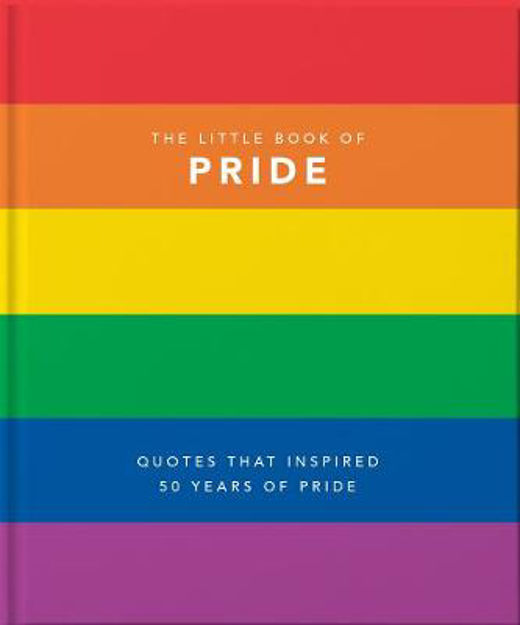 Picture of The Little Book of Pride: Quotes to live by