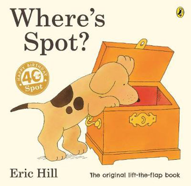Picture of Where's Spot ?