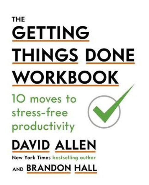 Picture of Getting Things Done Workbook