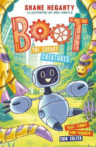Picture of BOOT: The Creaky Creatures