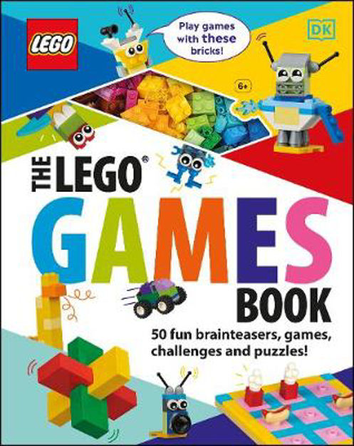 Picture of The LEGO Games Book: 50 fun brainteasers, games, challenges, and puzzles!