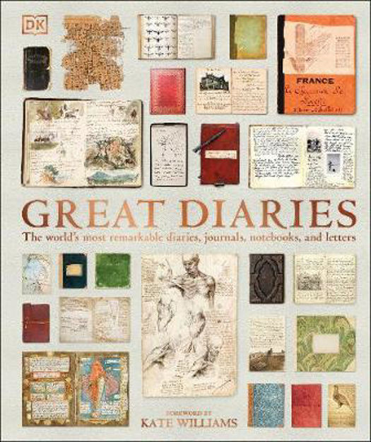 Picture of Great Diaries: The world's most remarkable diaries, journals, notebooks, and letters