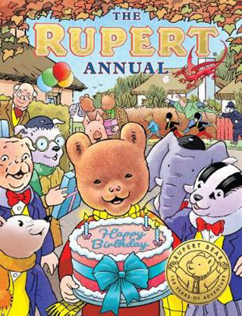 Picture of The Rupert Annual 2021: Celebrating 100 Years of Rupert