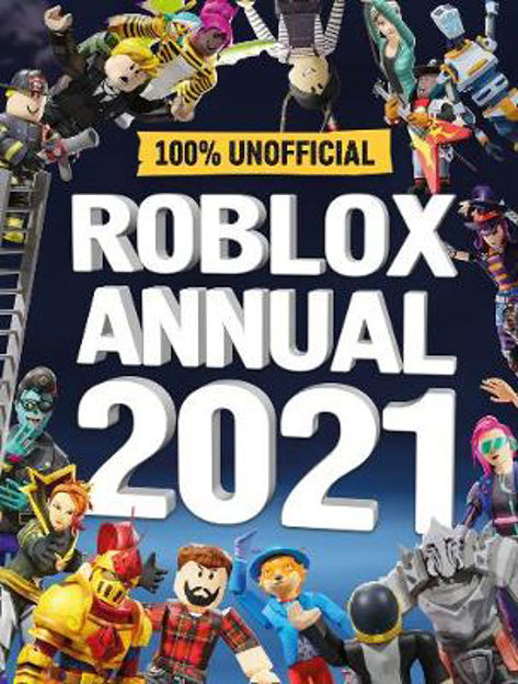 Picture of Roblox Annual 2021: 100% Unofficial