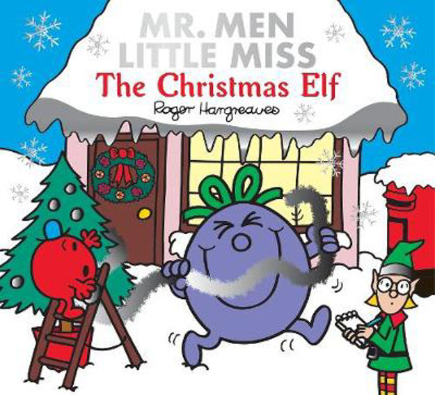 Picture of Mr. Men Little Miss The Christmas Elf
