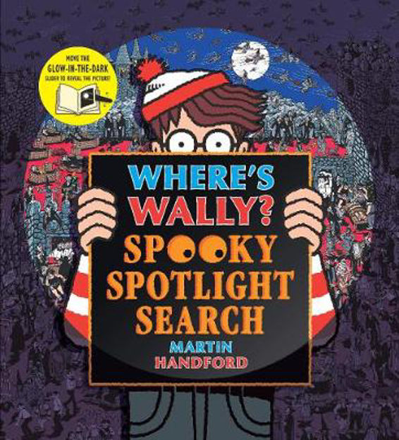 Picture of Where's Wally? Spooky Spotlight Search