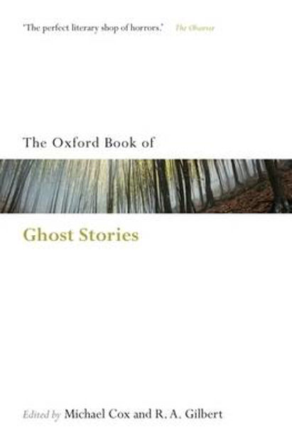 Picture of Oxford Book of English Ghost Stories