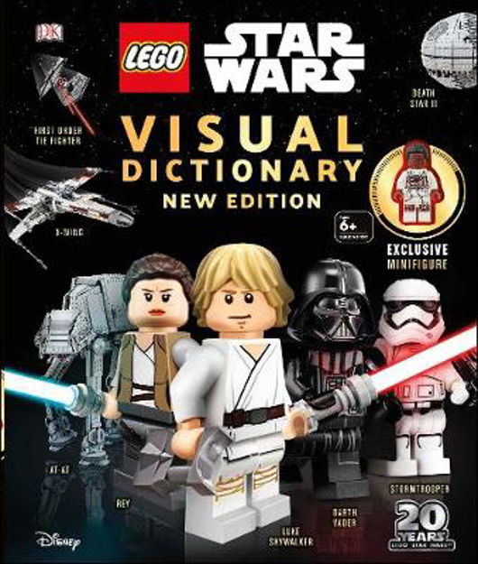 Picture of LEGO Star Wars Visual Dictionary New Edition
