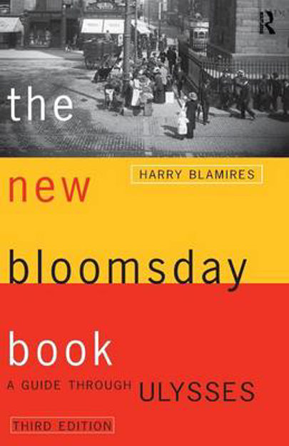 """Picture of The New Bloomsday Book: Guide Through """"Ulysses"""""""