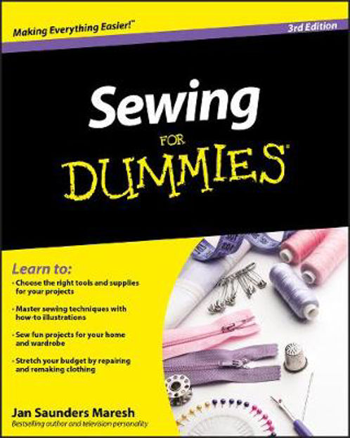 Picture of Sewing For Dummies