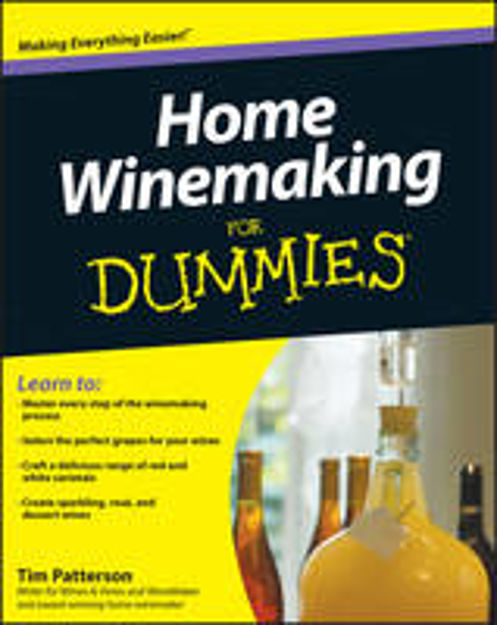 Picture of Home Winemaking For Dummies