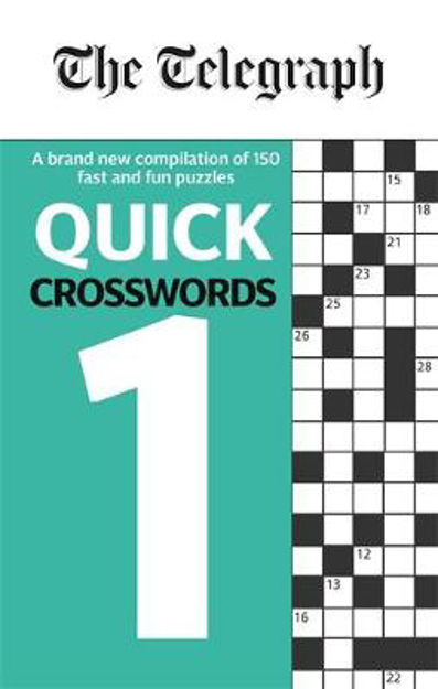 Picture of The Telegraph Quick Crosswords 1