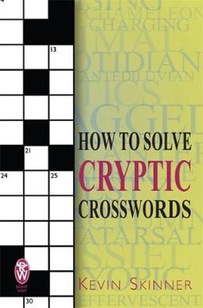 Picture of How to Solve Cryptic Crosswords